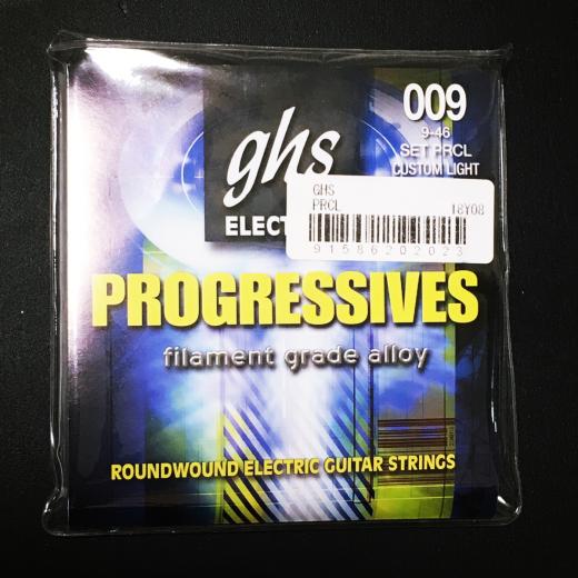 GHS - Progressives 009-046