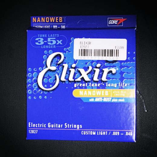 Elixir / NANOWEB0946