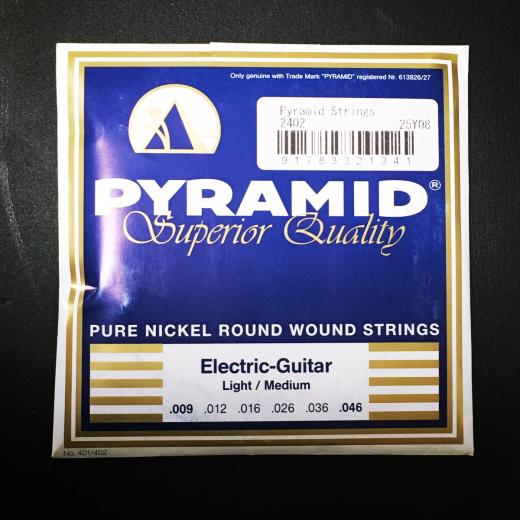 PYRAMID STRIMGS - EG NPS 2402