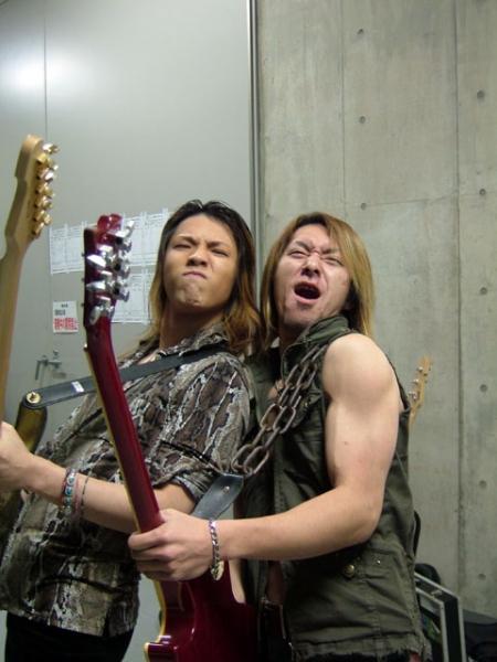 2006/1/13 川崎クラブチッタ 耕史朗と