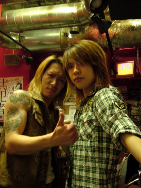 2006/5/20 大塚レッドゾーン 耕史朗と