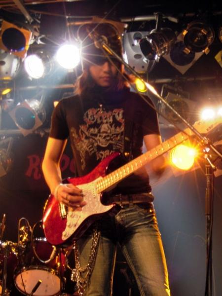 2006/12/21 新宿ルイードK4 GLORIA初ライブ