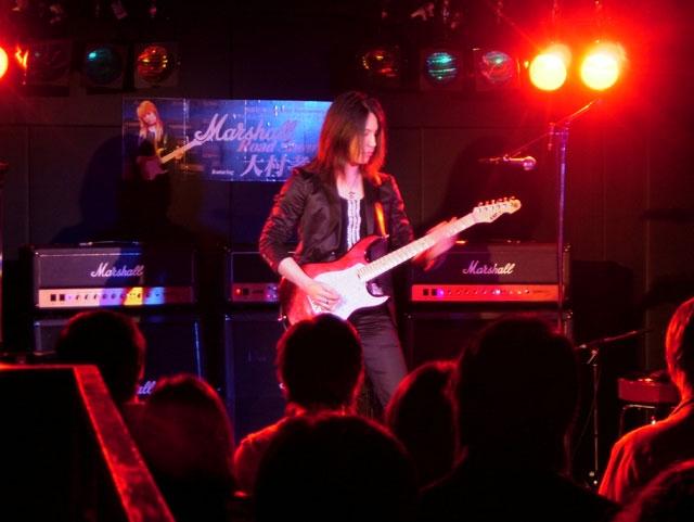 2007/4/29 イケベ楽器 池袋店 Marshallイベント