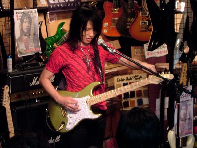 2007/8/12 BIGBOSS東京 ESPイベント