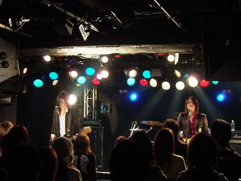 2009/2/26 目黒ライブステーション