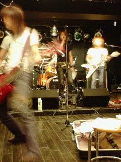 2005/7/16 CROSSHARD リハーサル