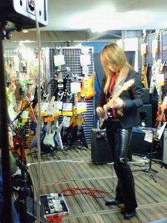 2005/10/30 横浜クロサワ楽器イベント
