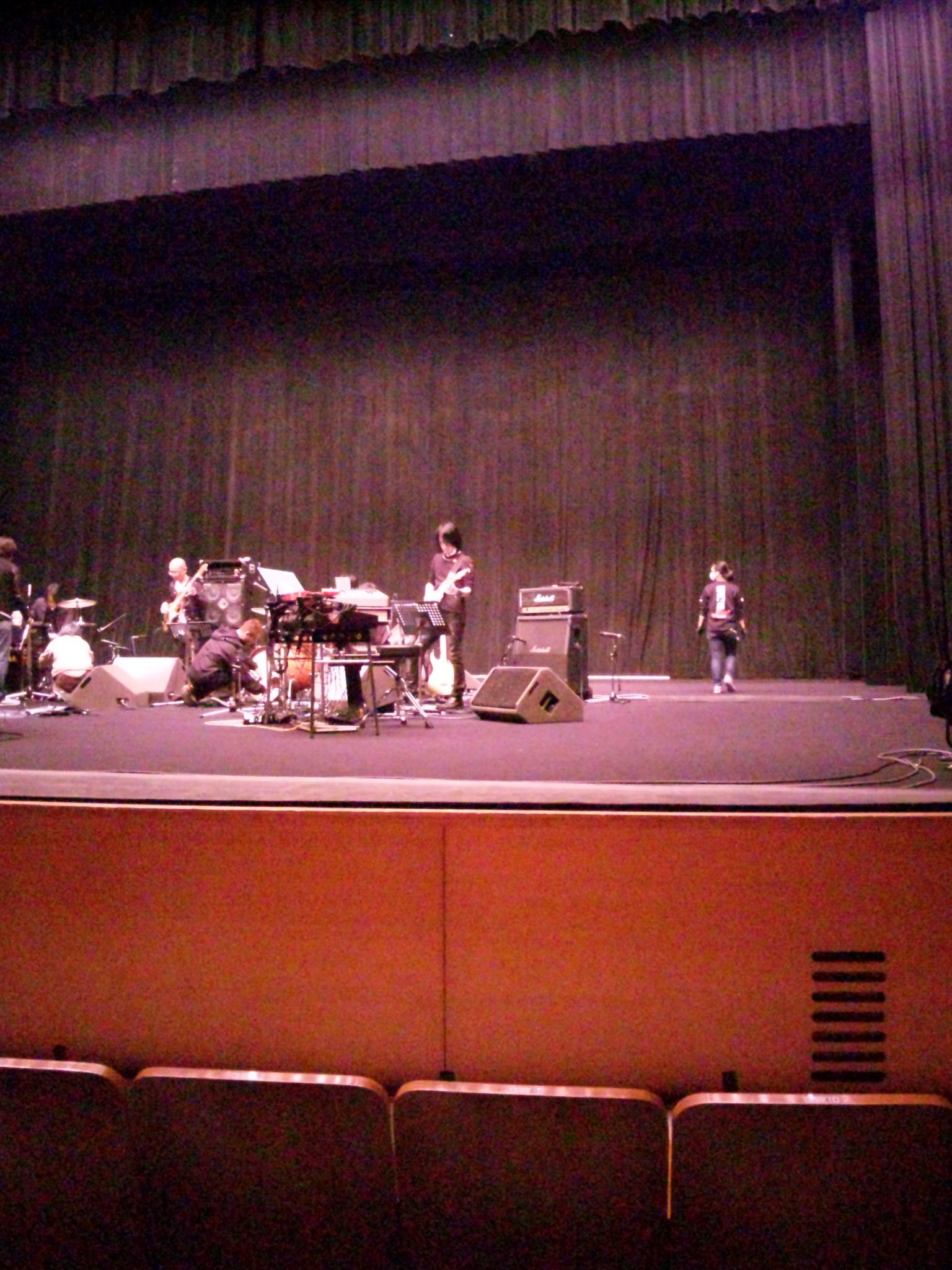 2011/1/20新宿文化センター