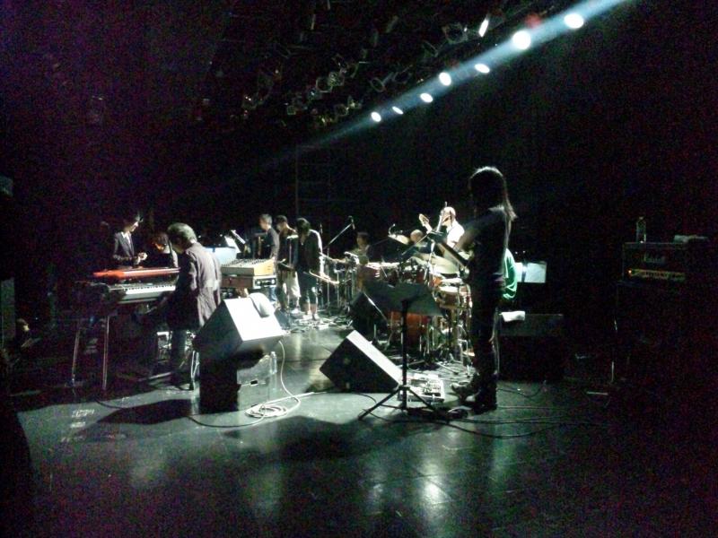 2011/10/10 恵比寿LIQUIDROOM