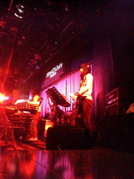 2011/12/6 BLUENOTE TOKYO