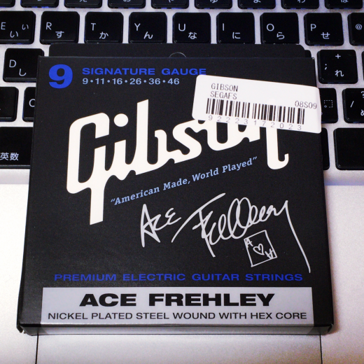 GIBSON - ACE FREHLEY