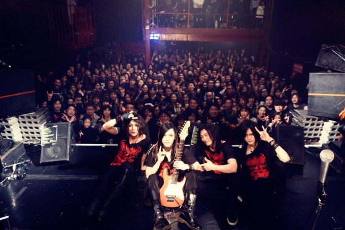 metal paradox tour 2018 takayoshi ohmura official site. Black Bedroom Furniture Sets. Home Design Ideas